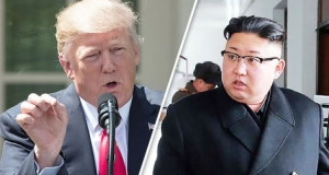 Donald Trump, mesaj pentru Kim Jong Un: