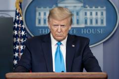 Donald Trump sugerează că va pleca din SUA dacă pierde alegerile