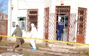 Două bancomate, aruncate în aer, azi noapte, în Timiș și Arad. Cum a reușit gruparea să dea loviturile