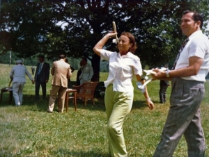 Ea este femeia pe care Elena Ceausescu a urat-o cel mai mult,