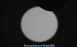 Eclipsa partiala de soare ce poate afecta vederea. Zonele din Romania de unde se poate observa