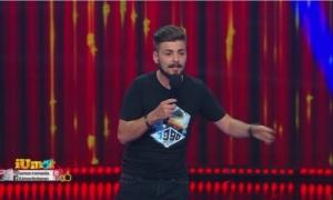 Edi Vacariu, marele câștigător al sezonului 8 iUmor de la Antena 1. A plecat acasă cu 20.000 de euro