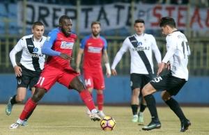 Egal Steaua, Victorie Dinamo! Gaz Metan, cu un Eric entuziasmant, a făcut o partidă mare