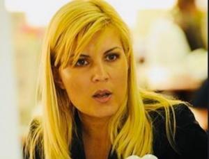 """Elena Udrea către Victor Ponta: """"Ciocu' mic când vine vorba de mine!"""