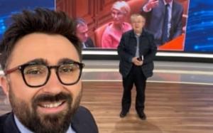 Emisiunea lui Ionut Cristache, suspendata de conducerea TVR inainte sa fie mutata la ora 17.00.