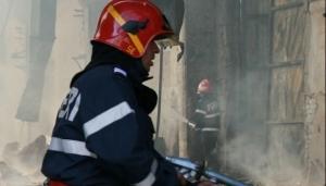 Explozie într-un bloc din Baia Mare, 38 de persoane au fost evacuate