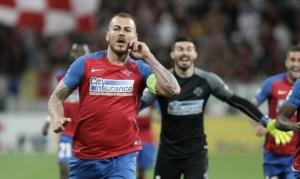 FCSB, senzațională în Cehia! Elevii lui Dică au umilit Viktoria Plzen, scor 4-1