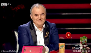 """Florin Călinescu, cerut în căsătorie la """"Românii au talent"""