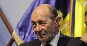 Fostul preşedinte Traian Băsescu audiat la sediul Direcţiei Naţionale Anticorupţie