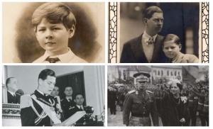 Fotografii senzationale din viata Regelui Mihai