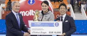 IHF i-a decernat Cristinei Neagu premiul pentru cea mai bună handbalistă a anului 2018