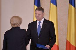 Iohannis a motivat de ce a respins cele patru propuneri ale premierului Dăncilă