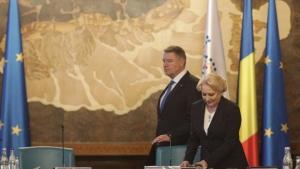 Iohannis a respins propunerile de miniștri interimari: Premierul sa mearga de urgența in Parlament
