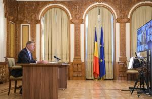 Iohannis: Guvernul adoptă joi OUG pentru amânarea plății ratelor la bănci de către români, cu până la 9 luni