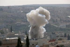 Israelul a lansat rachete asupra unor unităţi militare siriene situate la periferia Damascului