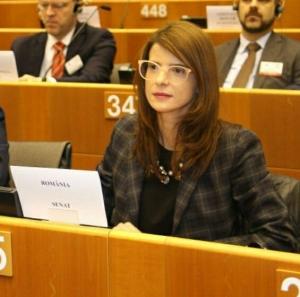 Izabella invizibila, conduce ministerul pentru Mediul de Afaceri și IMM