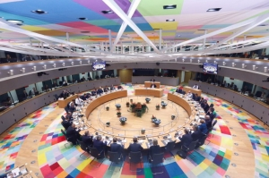 Klaus Iohannis, absent la debutul discuțiilor despre Brexit, de la Bruxelles
