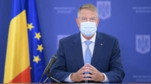Klaus Iohannis: Nu ne putem permite ca sistemul medical sa gestioneze o dubla epidemie, de gripa si de COVID-19