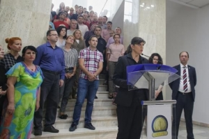 Laura Codruţa Kovesi a atacat la CEDO decizia de revocare din funcţia de şef al DNA