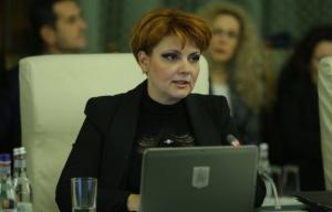 Lia Olguța Vasilescu, la Parchetul General