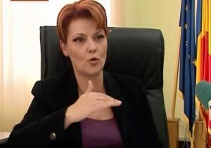 Lia Olguţa Vasilescu va fi consilier onorific pe infrastructură al premierului Dăncilă