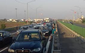Lucrări pe Autostrăzile A1 Bucureşti - Piteşti, A2 şi A6