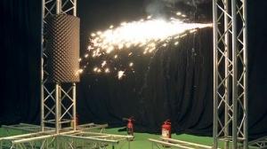 """Lumea Justitiei demonstreaza ca incendiul de la Colectiv nu putea fi declansat de artificii. Expertiza INEC: """"Este posibil sa fi existat si alte substante"""""""