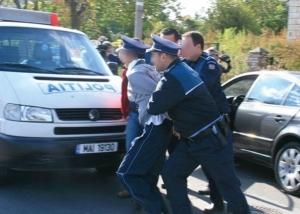 Mai multi politisti au fost batuti chiar in sectia Politiei