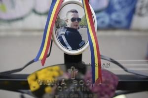 Mama poliţistului Bogdan Gigină, strigătul durerii: