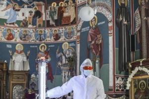 Marea Schizma 2.0! In tarile crestin ortodoxe ale Europei media de vaccinare este de aproximativ 30%. Mai putin de jumatate din media catolicilor
