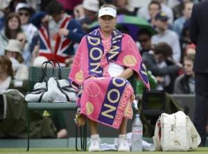 Maria Șarapova nu își mai revine. Șoc, în chiar primul tur la Wimbledon