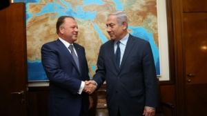 Marius Vizer s-a întâlnit cu Benjamin Netanyahu. Președintele FIJ a felicitat organizarea Campioantelor Europene de Judo din Israel