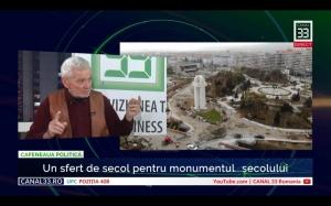 """Mihai Buculei: """"Fără ajutorul lui Dumnezeu, nu am fi putut ridica la timp Monumentul Marii Uniri de la Alba-Iulia"""