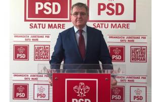 Mircea Govor, presedinte PSD Satu Mare:
