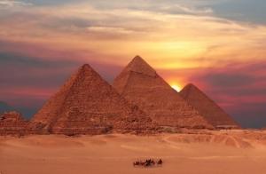 Misterul constructiei piramidelor ar putea fi dezvaluit. Detaliul descoperit de arheologi