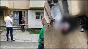 Misterul femeii găsite într-un sac de plastic în scara unui bloc din Suceava
