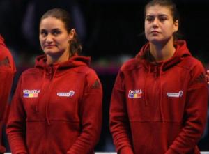 Monica Niculescu și Sorana Cîrstea vor juca între ele la Indian Wells