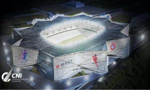Nationala Romaniei va juca pe noul Stadion Steaua. Toate detaliile despre arena din Ghencea