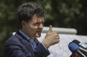 Nicușor Dan reușește performanța închiderii gropii de gunoi Chiajna. Primarul general inchide scandalul Iridex după 10 ani