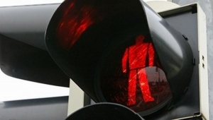 O fetita de 12 ani a fost lovita de tramvai la Arad, dupa ce a traversat pe roșu