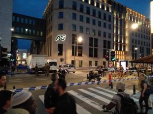 Organizaţia teroristă Stat Islamic a revendicat atacul care a vizat doi militari în Bruxelles