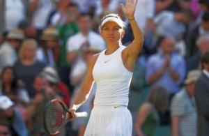 Organizatorii au anuntat ora de disputare a meciului Simonei Halep din turul II de la Wimbledon