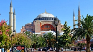 OSMTH: Catedrala Sfânta Sofia, un simbol al Creștinismului care nu poate să dispară printr-un decret. Și Papa Francisc este îndurerat ca urmare a deciziei autorităților turce - Gândul