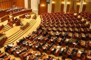Parlamentul, convocat în sesiune extraordinară, in vederea dezbaterii ordonantelor de urgenta adoptate de Guvern saptamana trecuta