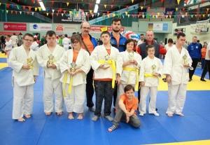 Performanță Uriașă în Olanda Pentru Tineri Judoka Cu