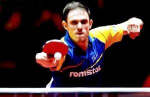 Performanță URIAȘĂ pentru tenisul de masă românesc: Ovidiu Ionescu a luat argintul la Europeanul din Spania!