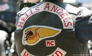 Polițiștii români impotriva la Hell's Angels: le-au luat gecile, motoarele și