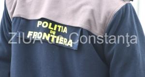Polițist de frontieră, lovit de un şofer care transporta ţigări de contrabandă. Ce s-a întâmplat