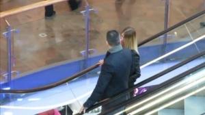 Politicianul Radu Cristescu, fratele procuroarei Adriana Cristescu, si-a tras de păr iubita pentru că a stat prea mult într-un magazin
