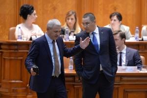 Ponta, convins că va avea grup parlamentar: Sigur mai vin la Pro România încă trei deputaţi din PSD